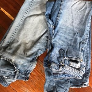 H&M Two pairs of jeans